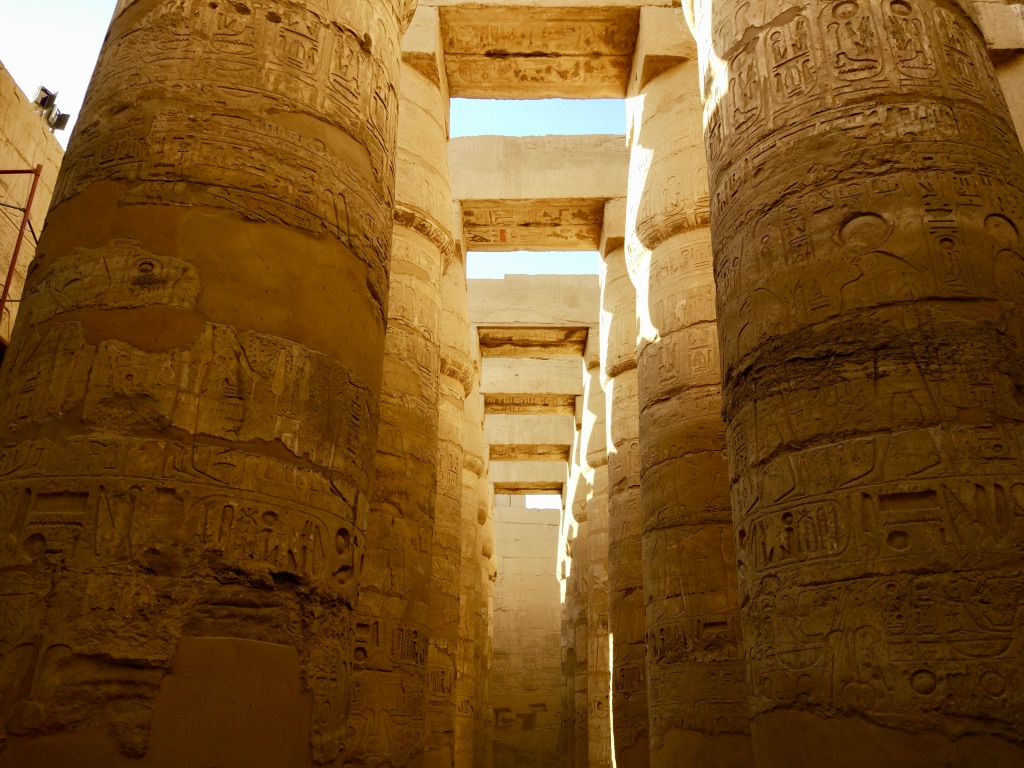 Karnak temple should be top of your Luxor tour list.