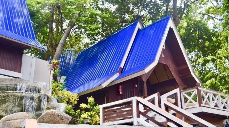 Coral View Island Resort in Perhentian Islands
