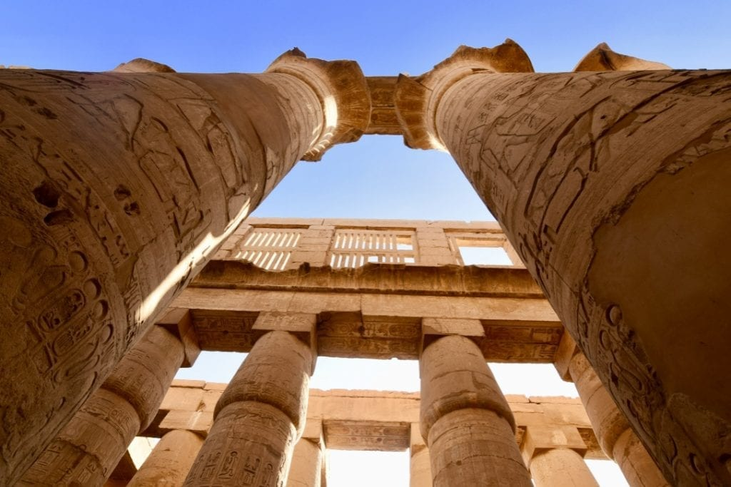 Karnak temple should be in you Luxor itinerary.
