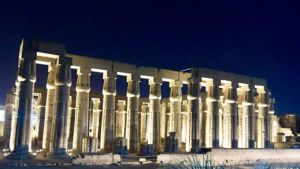 You cannot miss Luxor temple during your Luxor tour.