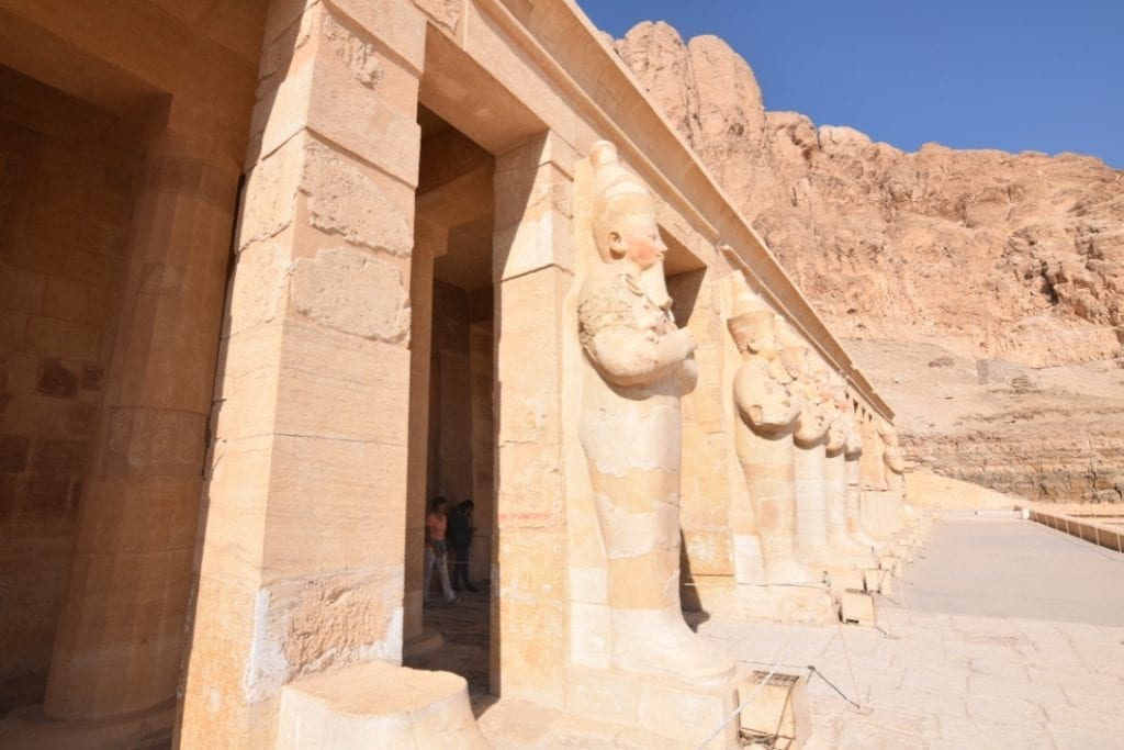 Do not forget to visit temple of Hatshepsut during your Luxor tour.