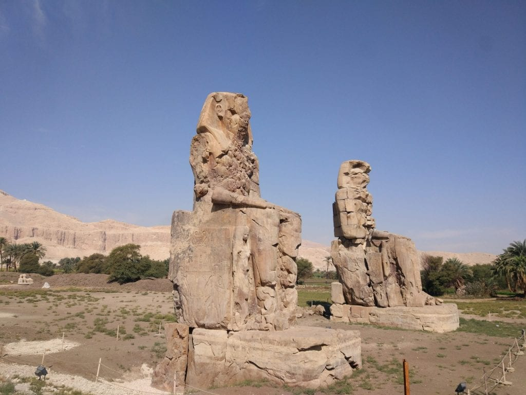 Valley of Queens is an important place to visit in Luxor Tour.