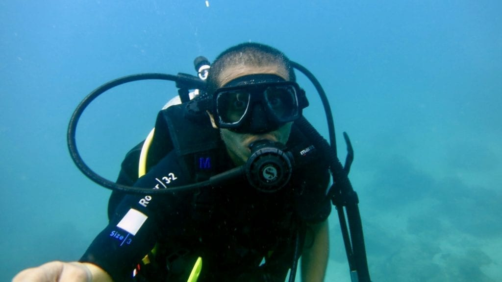 Scuba Diving is a top thing to do in Perhentian islands
