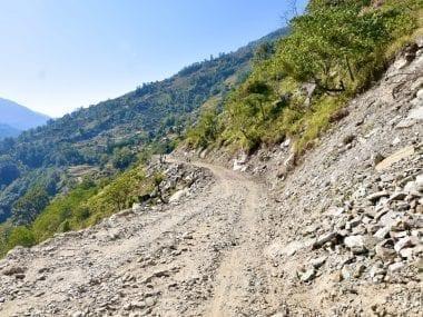 Road in Siwai