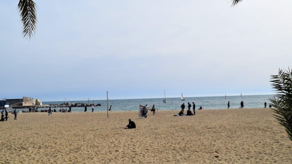 Barcelona Beachfront.