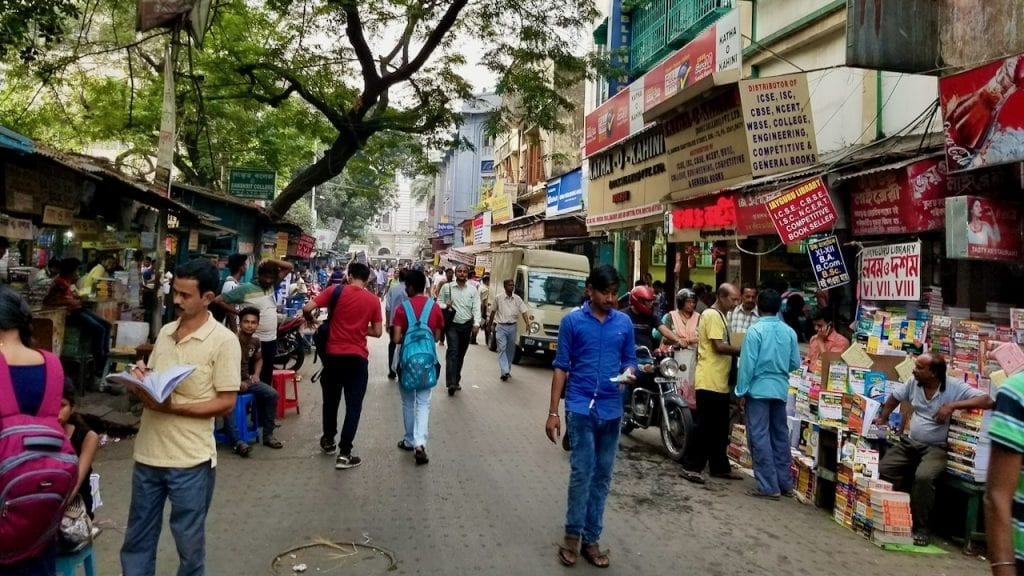 Include the bookshops of college street in the list of your places to Visit in Kolkata.