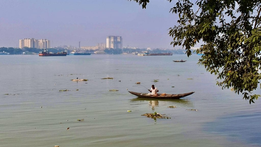 A boat ride in Hooghly river should be on your Kolkata trip bucket list.