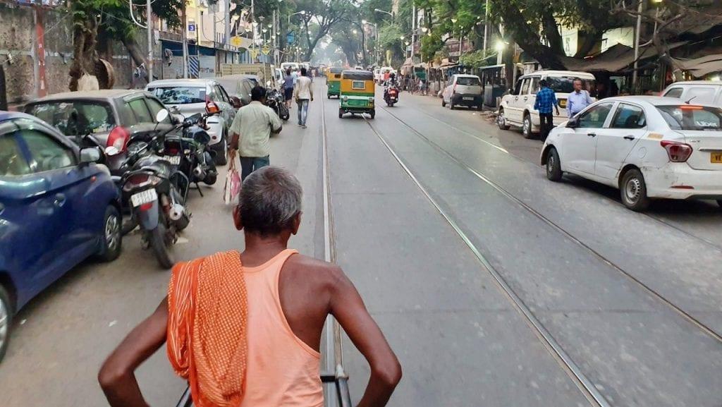 A Kolkata tour should include a ride in Tanga.