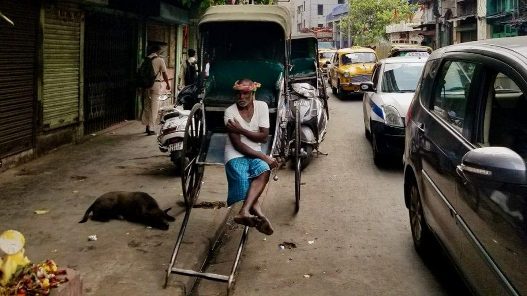 Tanga in Kolkata is an experience itself!