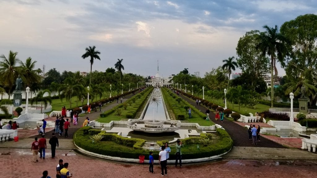 Ujjaayanta Palace should be on top of your list of things to do in Agartala.