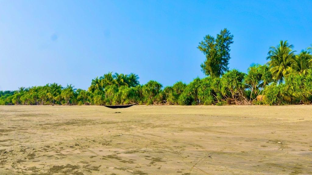 Chera Dwip in Bangladesh