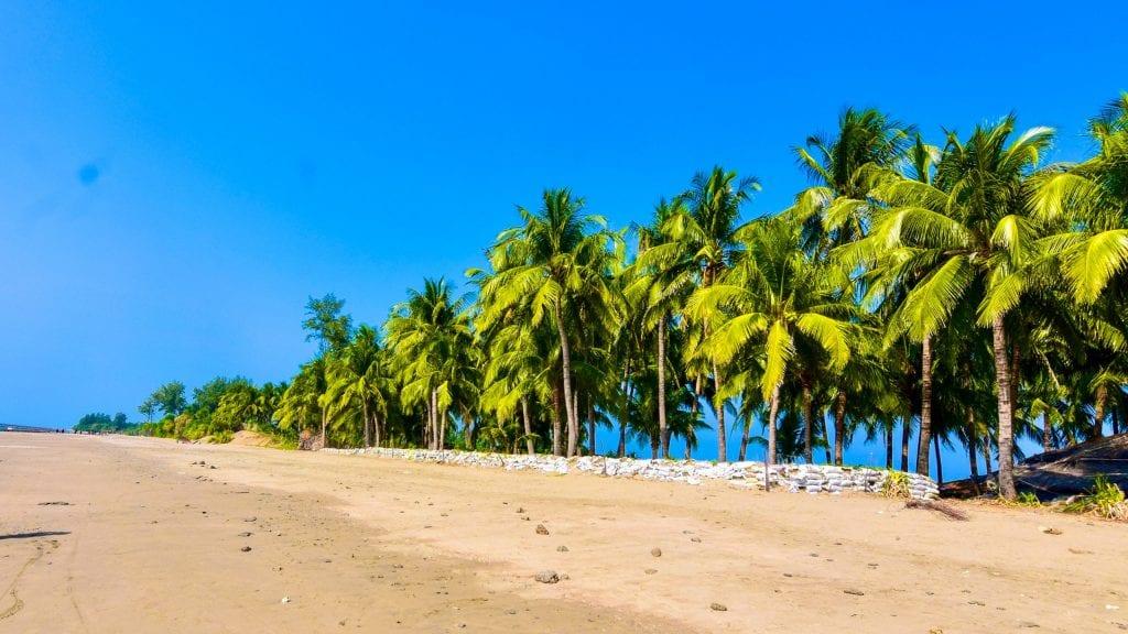 Saint Martin's Island in Bangladesh