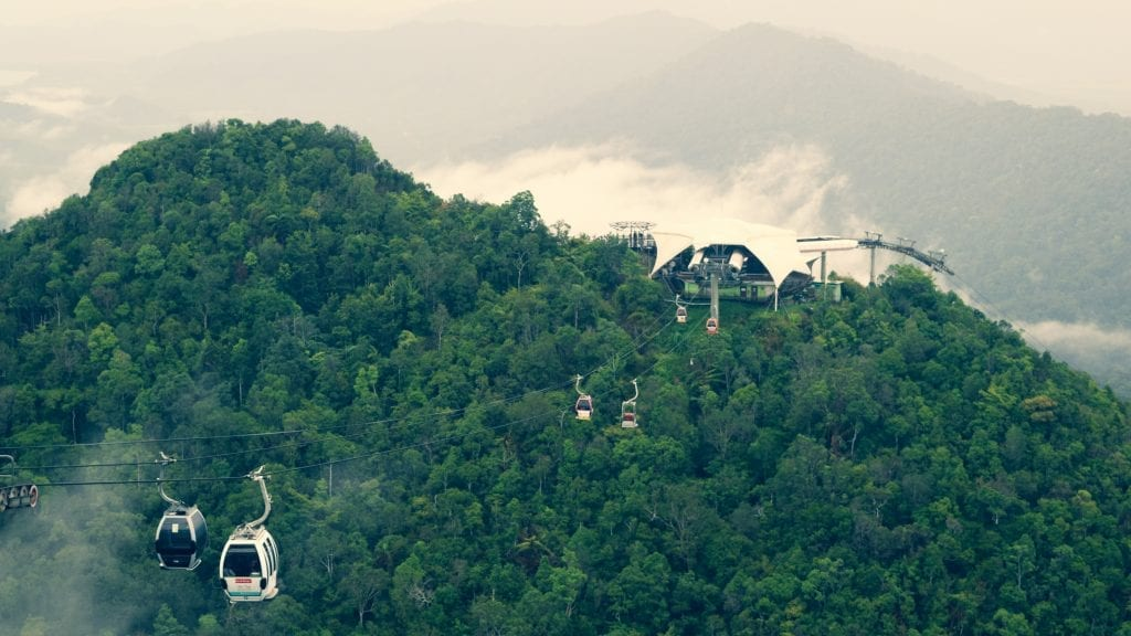 Langkawi Cable Car should be in your 3 Days Langkawi itinerary.