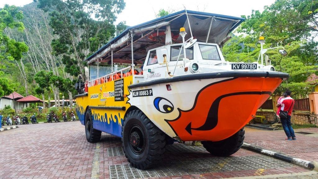 Langkawi Duck Tour