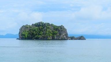 Gorgeous limestone Karst in Langkawi