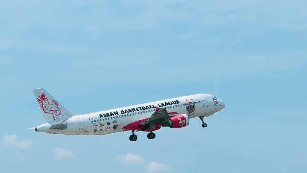 Plane Spotting in Langkawi
