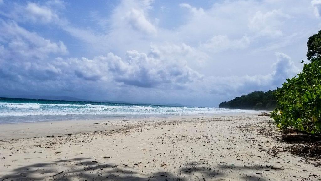 Radhanagar beach in Andaman island