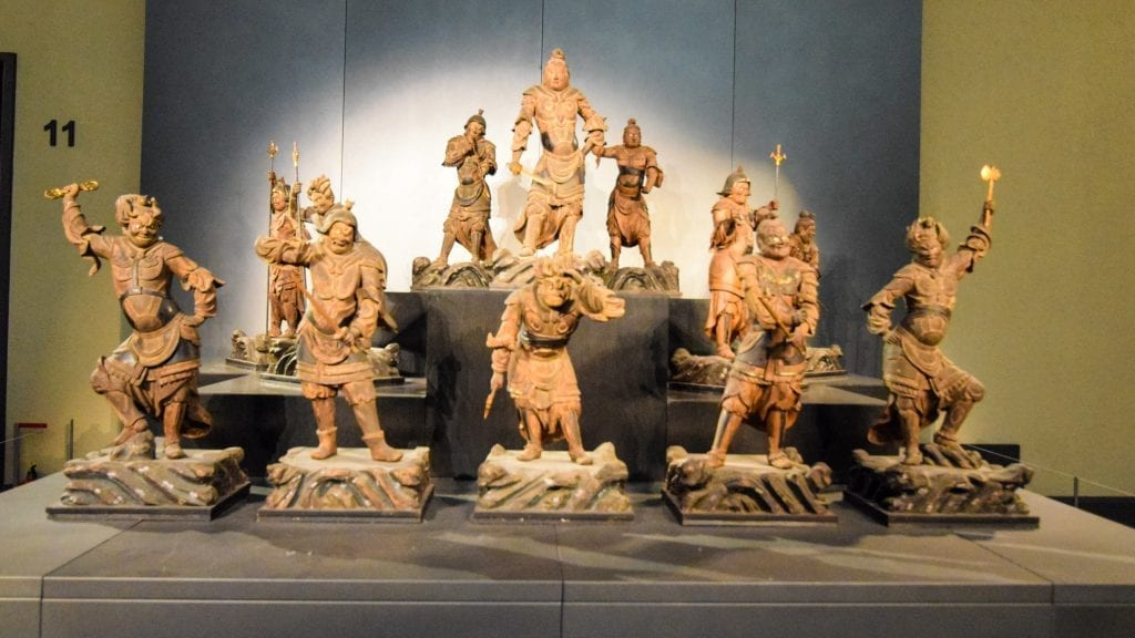 You must visit Tokyo museum if you are traveling to Japan for the first time