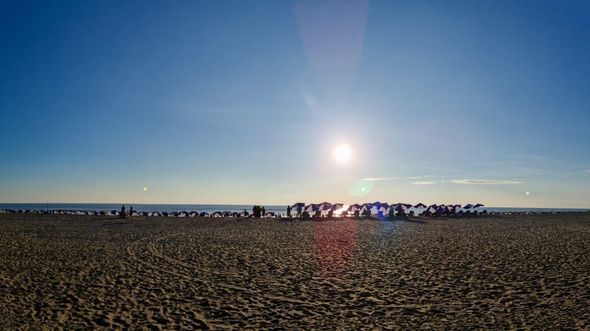 Coxs Bazar Sea Beach in Bangladesh
