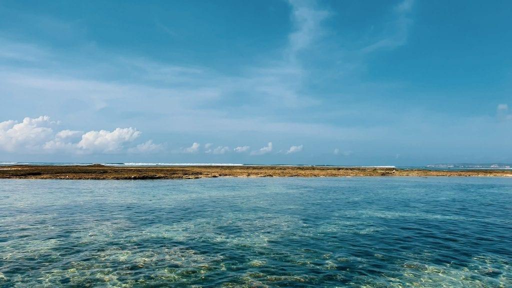 Island in Ekas, Lombok