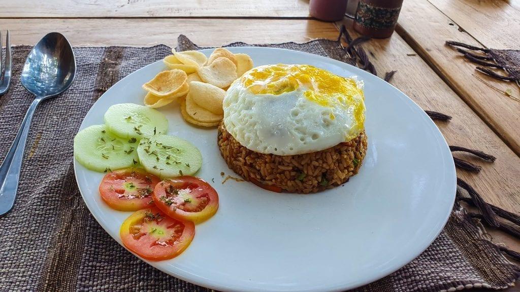 Food in Sekotong