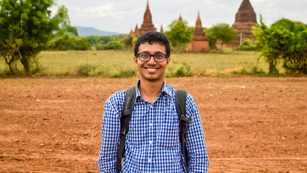 Fuad in Bagan