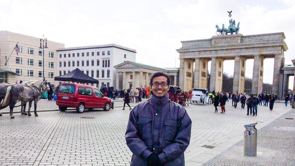 Fuad in Berlin