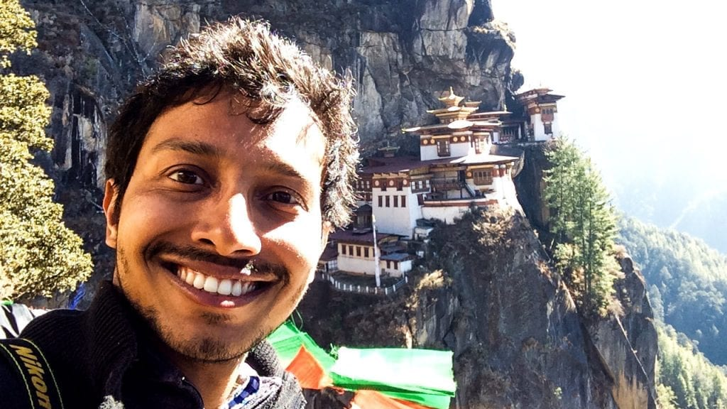 Fuad in Tiger's Nest