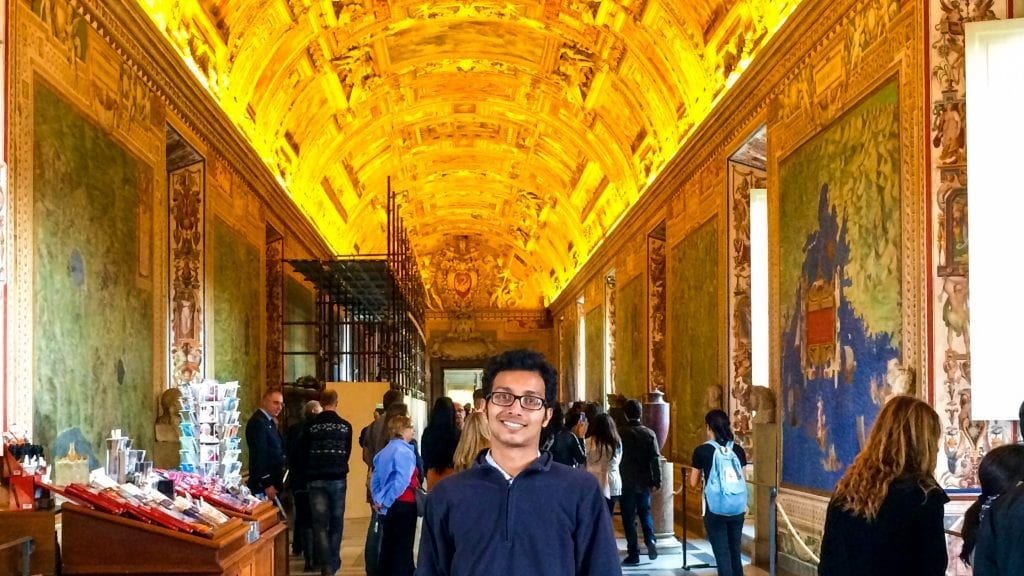Fuad in Vatican City