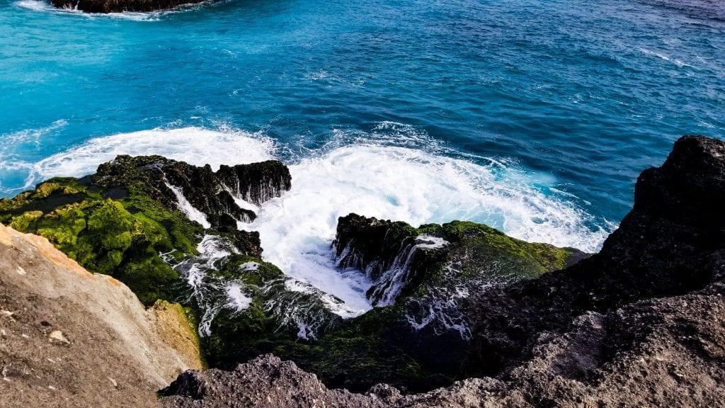 Blue Lagoon in Nusa Ceningan