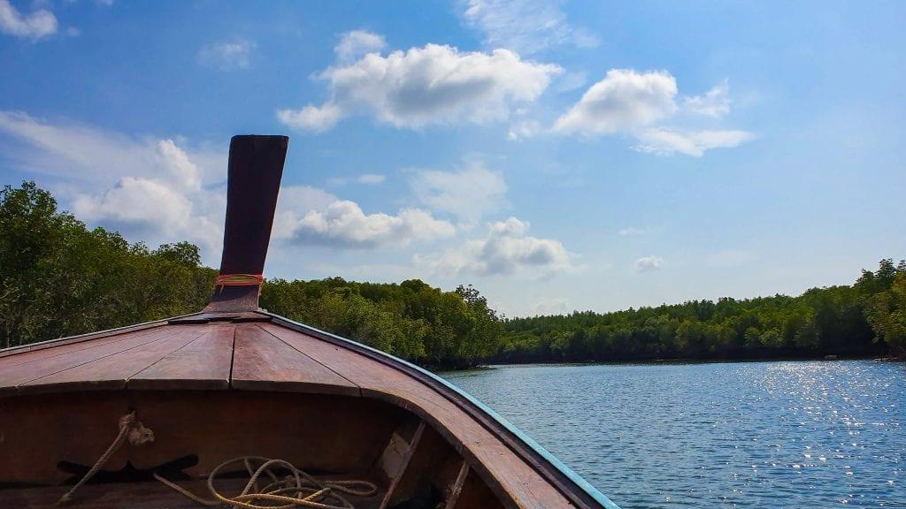 Boat trip to lanta