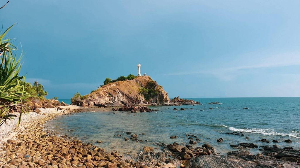 Lighthouse at Koh Lanta National Park