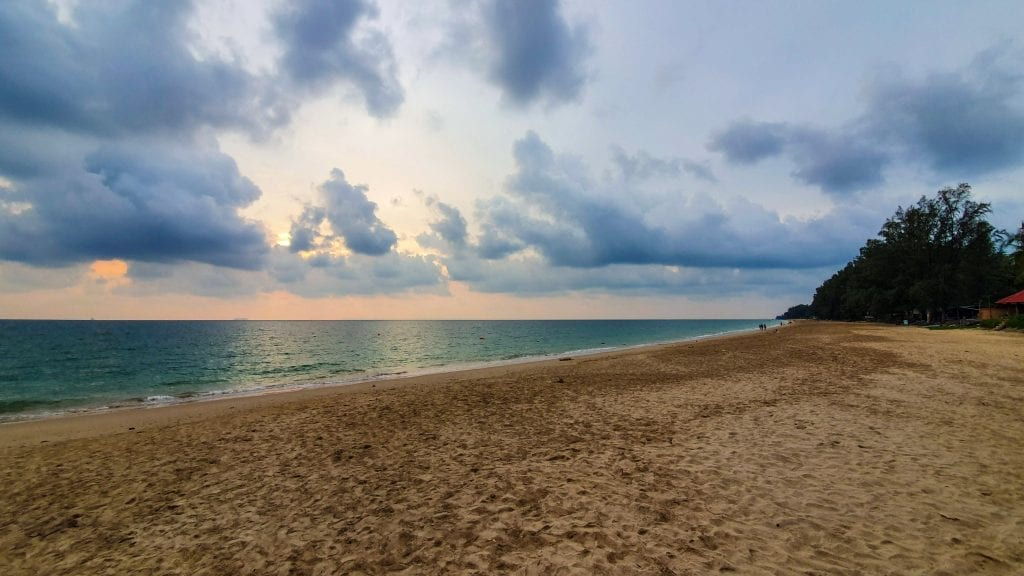 Long Beach in Koh Lanta