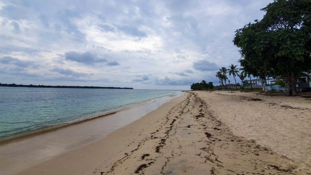 Untouched Senggigi Beach