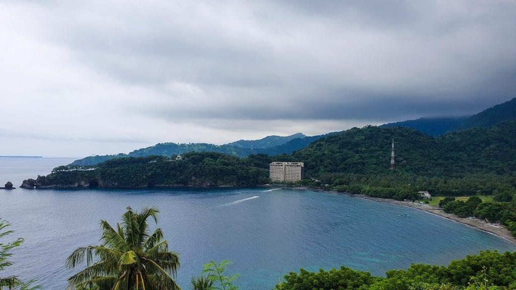 View from Bukit Malimbu