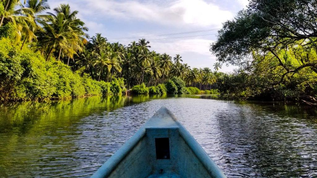 Boat Trip in Goa