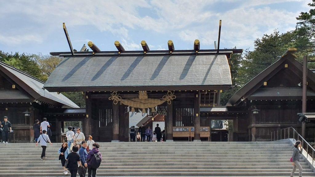 Hokkaido Jingu Shrine
