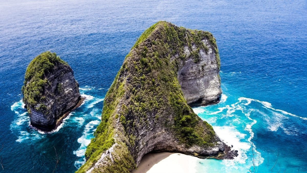 Kelingking in Nusa Penida