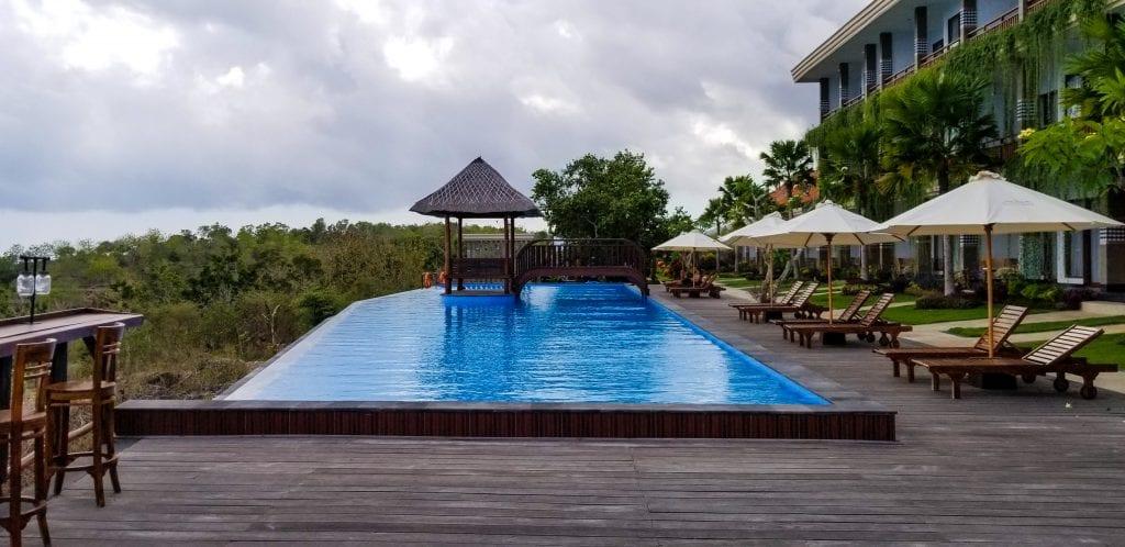 Semabu Hills Hotel Nusa Penida