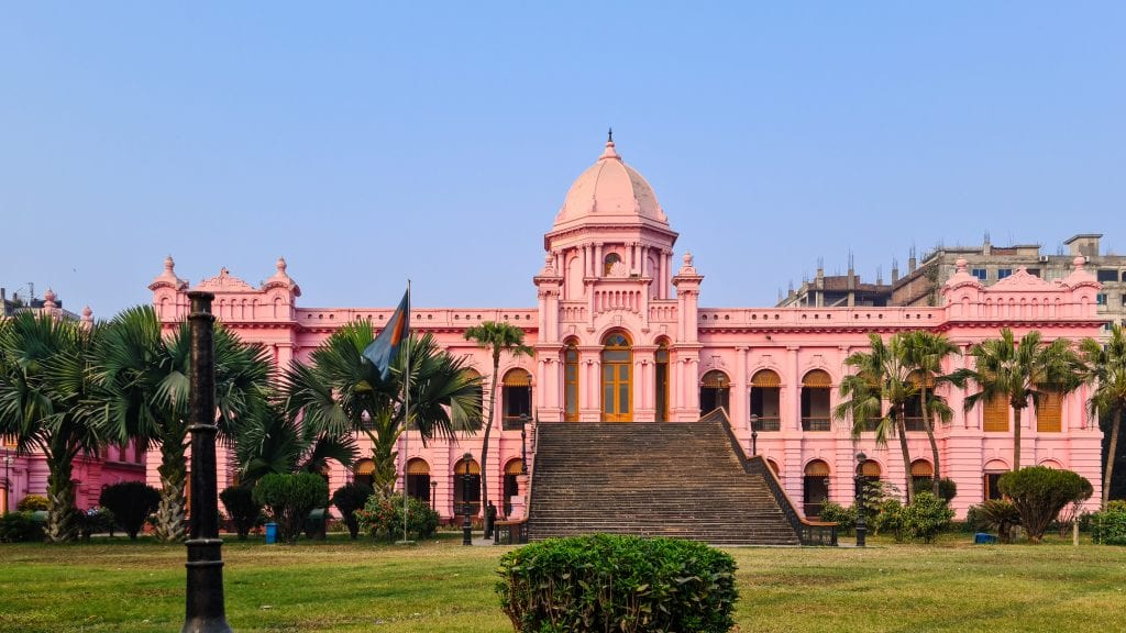 Ahsan Manzil Dhaka - Places to visit in Dhaka