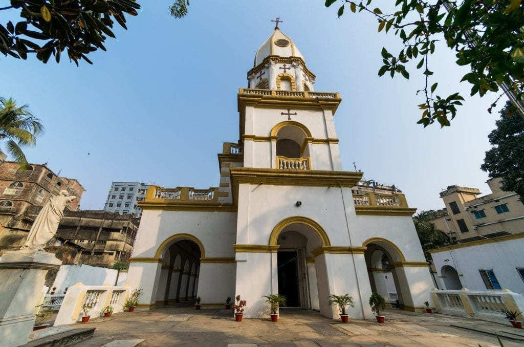 Armenian Church in Dhaka - Places to visit in Dhaka