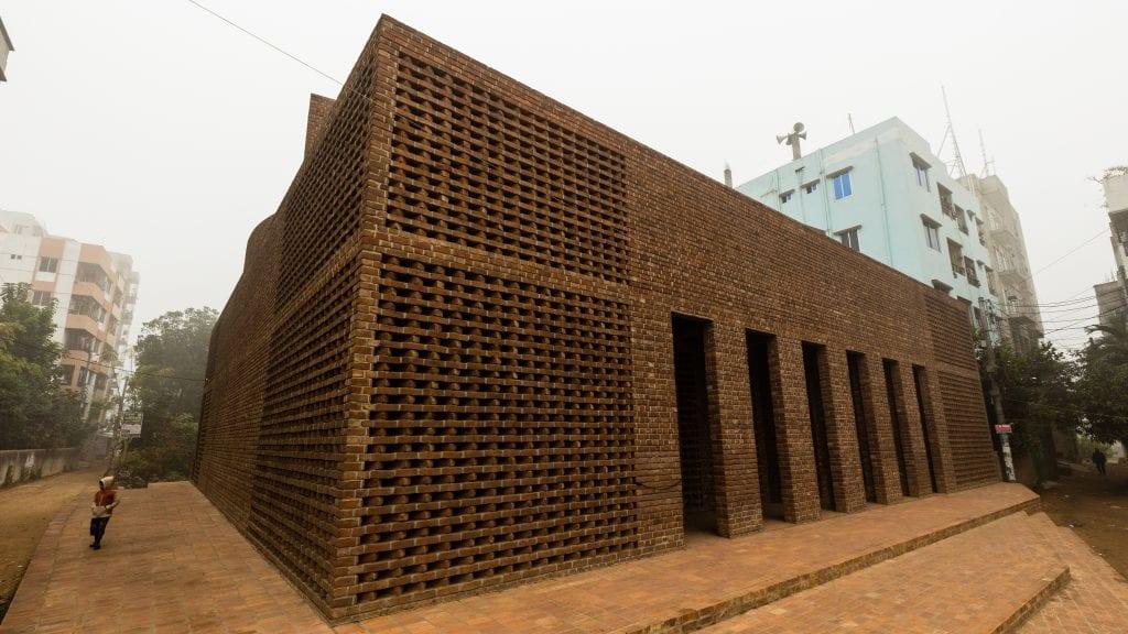 Baitur Rauf Jame Masjid in Uttarra