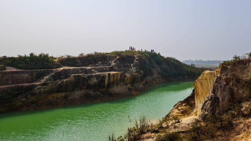 Birishiri Lake in Netrokona