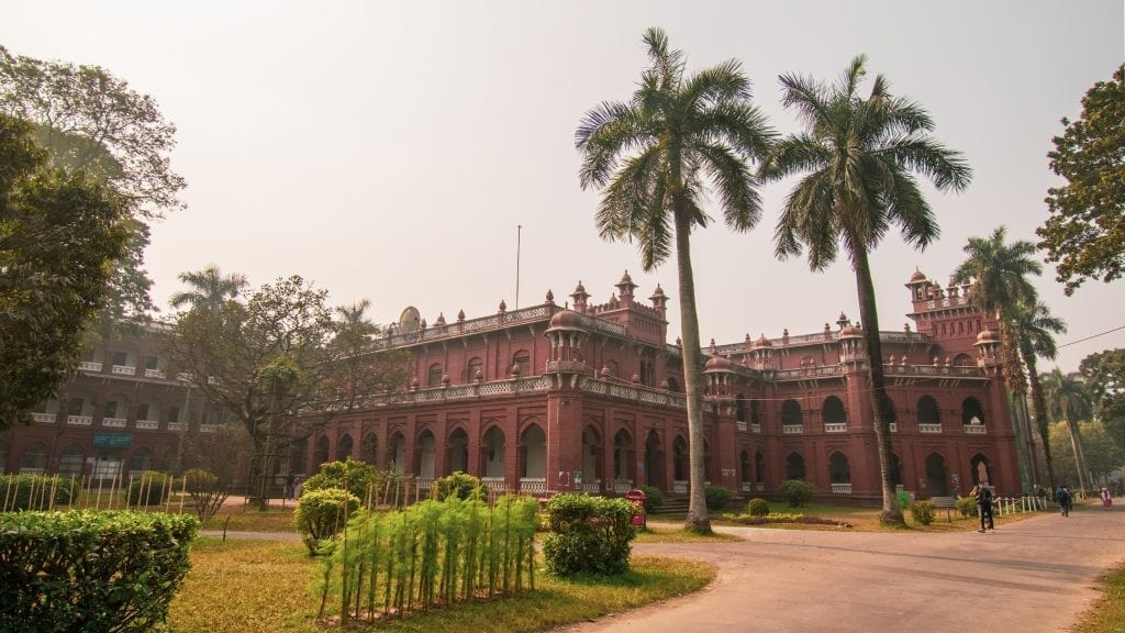 Curzon Hall - Places to visit in Dhaka