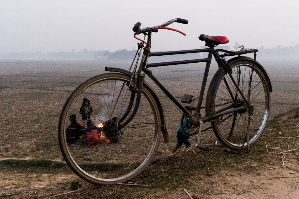 Cycle is a good vehicle for rural areas in Bangladesh