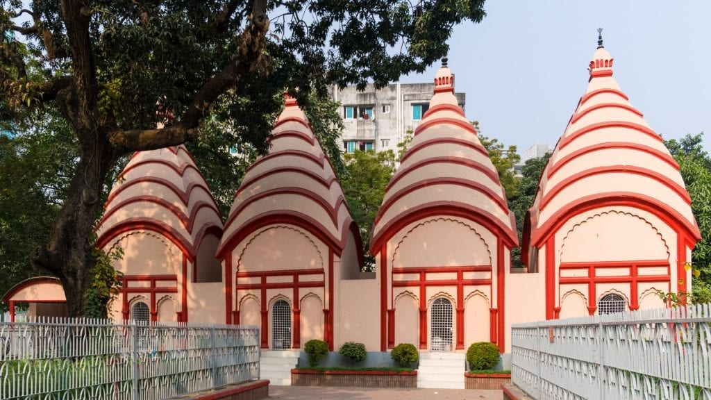 Dhakeshwari Temple - places to visit in Dhaka.