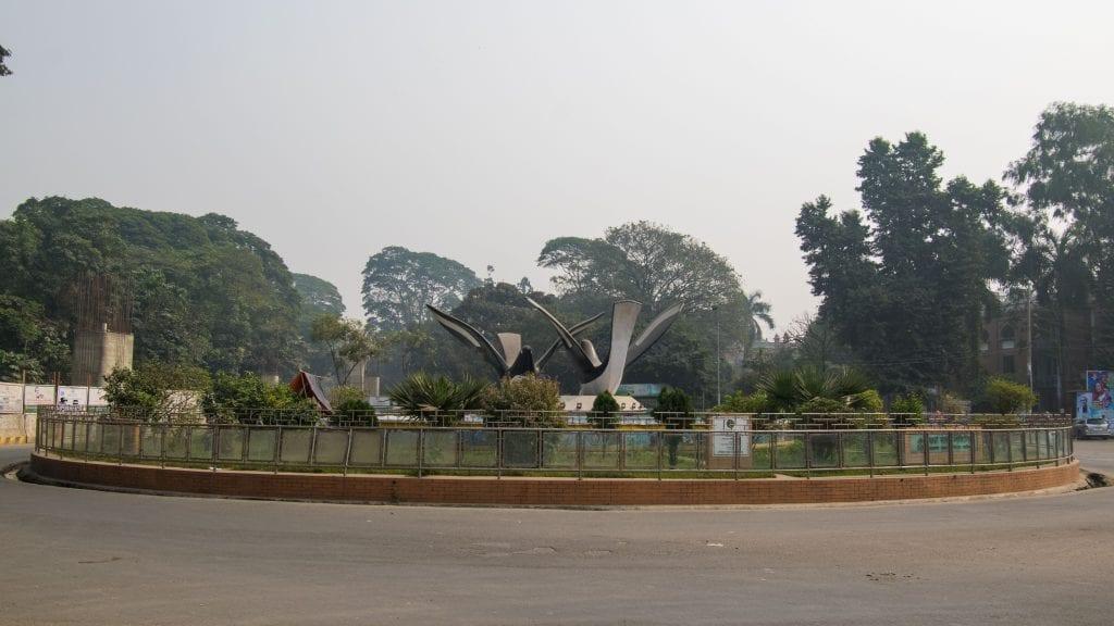 Doyel Chattar in Dhaka