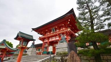 Fushimi Inari in Kyoto - 3 Day Kyoto Itinerary