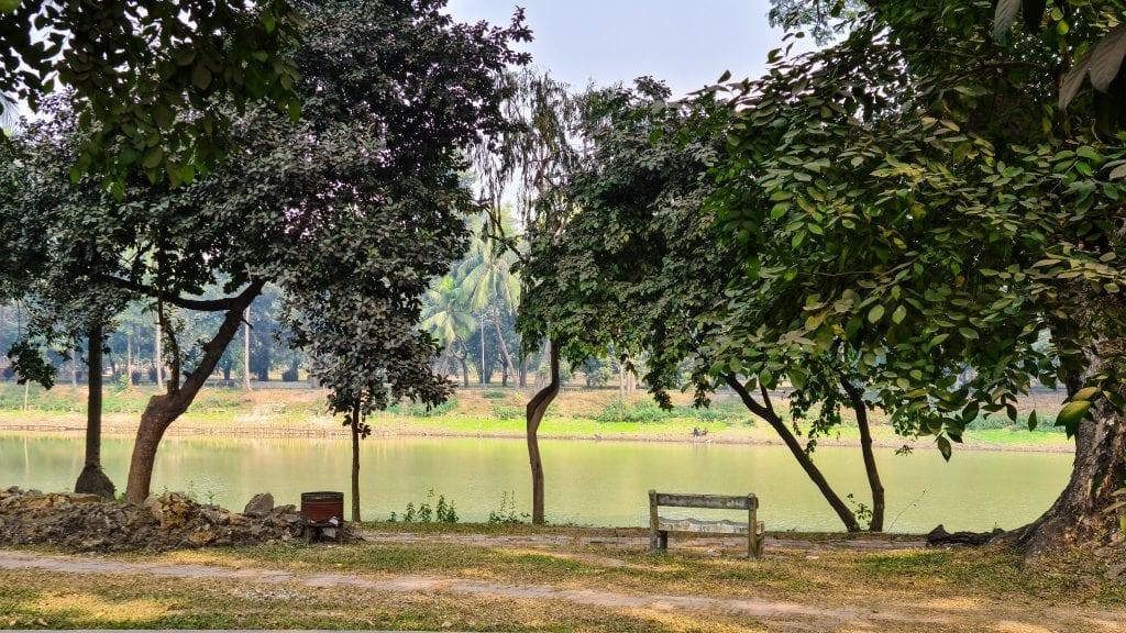 Ramna Park in Dhaka, Bangladesh
