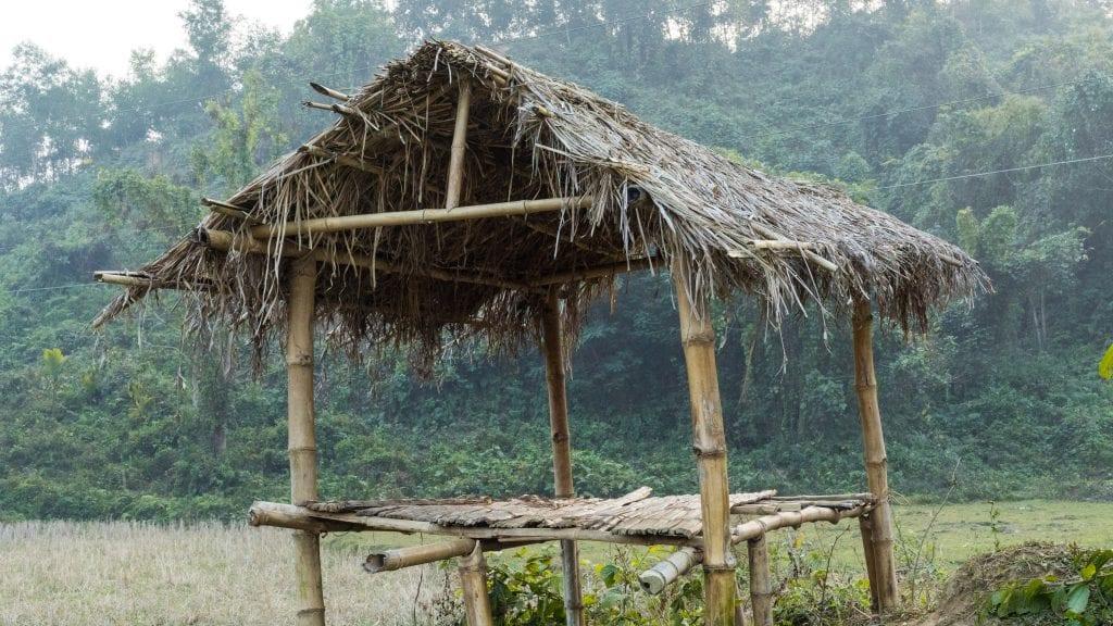 Resting Place in Birishiri
